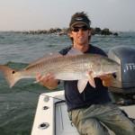 Wrightsville Beach, NC Redfish Fishing