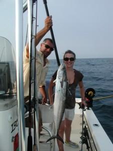 Topsail Beach King Mackerel