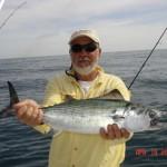Bonito fishing Wrightsville Beach