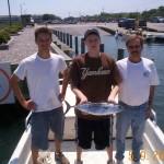 Fishing Cape Fear, NC