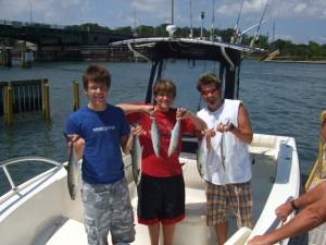 Wrightsville Beach Spanish Mackerel