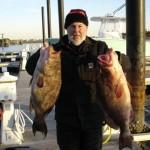 Grouper 45 miles offshore Wrightsville Beach