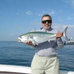 Offshore fishing in North Carolina's Beaches