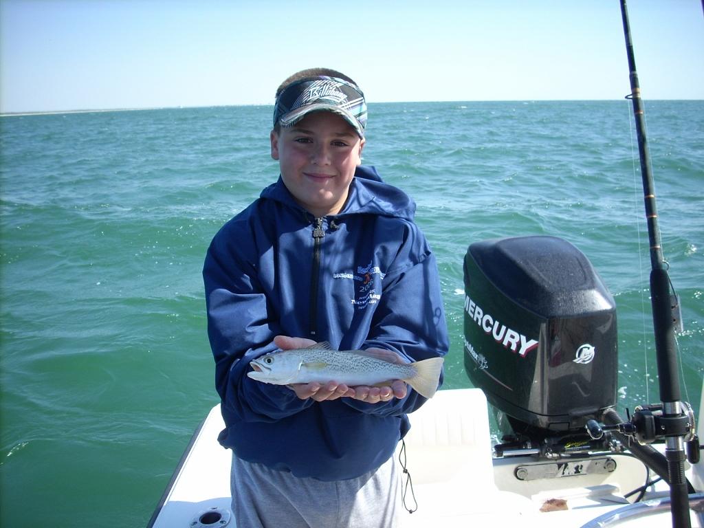 Topsail beach fishing charters fishing guide nc for Topsail beach fishing report